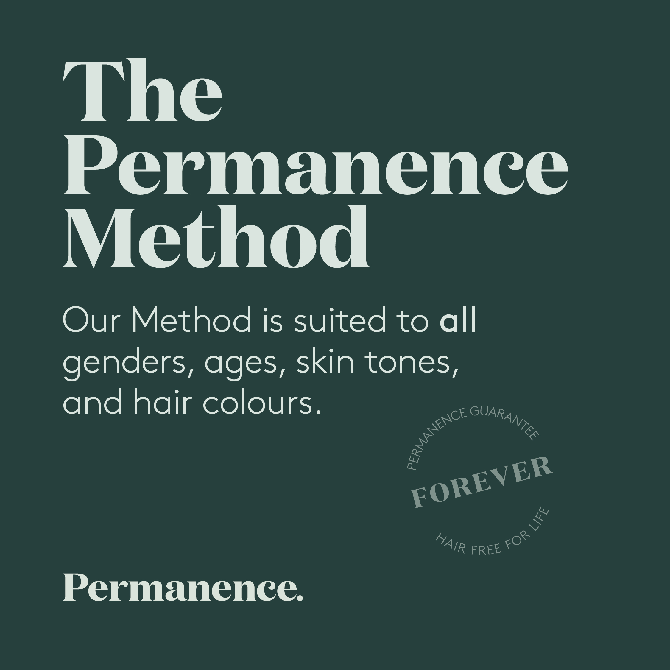 Permanence - The Permanence Method 01