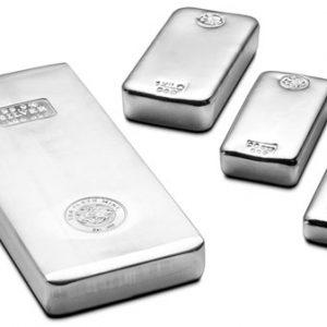 Silver-Bullion-Bars
