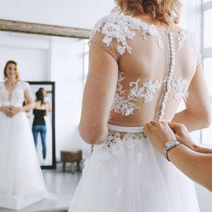 Wedding Alterations dymocks building sydney